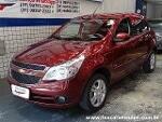 Foto Chevrolet Agile Vermelho 2011