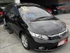 Foto Honda civic 1.8 exs 16v flex 4p automático /