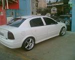 Foto Astra sedan branco 1.8 rodas 17 tsw
