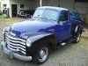 Foto Chevrolet Pick Up Boca Sapo 1950
