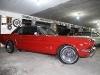 Foto Ford Mustang 1965 Hard Top Gt Deluxe 302 Vermelho