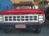Foto Ford F4000 1980 Vermelha Carroceria Diesel!