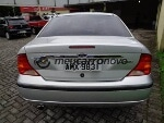 Foto Ford focus sedan ghia 2.0MPI 16V 4P 2005/
