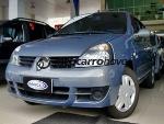 Foto Renault clio hatch 1.0 16V 4P 2011/ Flex CINZA