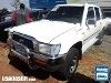 Foto Toyota Hilux C.Dupla Branco 2002/2003 Diesel em...