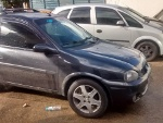 Foto CHEVROLET Corsa Pick-up 2002/ cinza