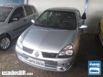 Foto Renault Clio Sedan Prata 2005/2006 Á/G em Brasília