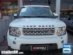 Foto Land Rover Discovery-4 Branco 2011 Diesel em...