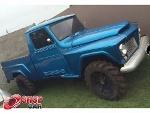 Foto Willys overland rural f75 66/ azul