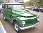 Foto Ford rural willys 3.0 5P 1966/ Gasolina VERDE