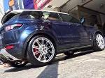 Foto Range Rover Evoque Dynamic 5p Azul C/ Teto...