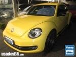 Foto VolksWagen Fusca Amarelo 2014/ Gasolina e