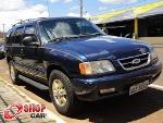Foto GM - Chevrolet Blazer Executive 4.3 V6 96/97 Azul