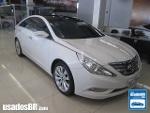 Foto Hyundai Sonata Sedan Branco 2012/2013 Gasolina...