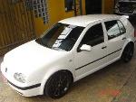 Foto Volkswagen Golf 1.6 Sr 2000 Branco Equipado