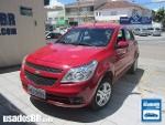 Foto Chevrolet Agile Vermelho 2011/ Á/G em Goiânia