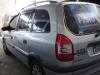 Foto Chevrolet Zafira Mpfi 2.0 16V Prata 2007/2008