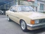 Foto Chevrolet Opala 2.5 8V Bege 1980/