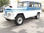 Foto Rural Willys 4x4 Ano 1970