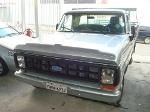 Foto FORD F1000 2.5 diesel 2p 1983/ diesel prata