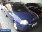Foto Renault Clio Sedan RN 1.0 4P Gasolina 2002 em...