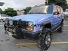 Foto Jeep cherokee sport 4x4 4.0 V-6 4P 1997/...