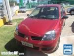 Foto Renault Clio Hatch Vermelho 2011/ Á/G em Brasília