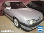 Foto Chevrolet Omega Prata 1993 Gasolina em Brasília