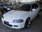 Foto Honda Civic Hatch VTi 1.6 2P Gasolina 1994 em...