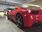 Foto Ferrari 458 Italia 2012 / 2013 Vermelho...