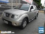 Foto Nissan Frontier C.Dupla Prata 2010/ Diesel em...