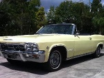 Foto Chevrolet Impala Ss Conversível 1965