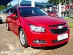 Foto Chevrolet Cruze 2014 Vermelho