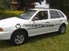 Foto Volkswagen gol 1.0MI 4P 1999/ Gasolina BRANCO