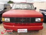Foto GM - Chevrolet D20 Custom S 3.9D 89/ Vermelha