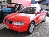 Foto Audi a3 1.6 4P 2000/ Gasolina VERMELHO