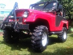 Foto Jeep willys 63