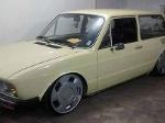 Foto Volkswagen Brasilia 1982 à - carros antigos