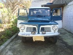 Foto Ford rural 2.6 4x2 6 cilindros 12v gasolina 2p...