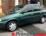 Foto Chevrolet corsa sedan wind 99/2000 verde, 4...