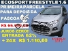 Foto Ford ecosport freestyle 1.6 16V 4P 2014/2015...