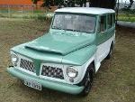 Foto Ford Rural Willys 1970 Cambio Em Cima 6cc Original