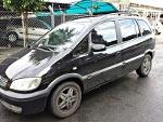 Foto Chevrolet - zafira 2.0 - preto - 2001