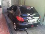 Foto Peugeot 206 1.4 8v completão GNV 2006