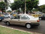 Foto Volkswagen Santana 1991 à - carros antigos
