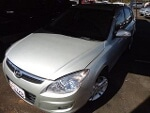 Foto Hyundai I30 2011 Prata