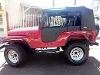 Foto Jeep Willys 1960 4x4 Reduzido