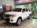 Foto Toyota Hilux CD 2.7 16v srv 4x4 aut.