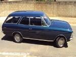 Foto Chevrolet Caravan 2.5 8V 4CC