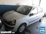 Foto Renault Clio Hatch Branco 2003/2004 Gasolina em...